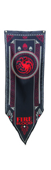 Game of Thrones - Targaryen Tournament Banner