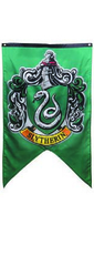 Harry Potter - Slytherin Banner