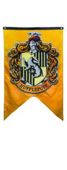 Harry Potter - Hufflepuff Banner