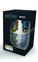 Harry Potter Pint Glass - House Crests