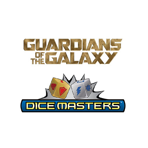 Dice Masters - Guardians Of The Galaxy Gravity Feed