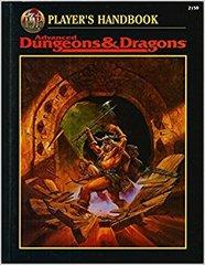 AD&D Player's Handbook 2159 HC