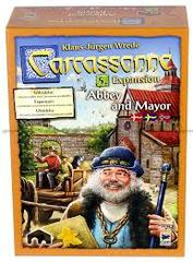 ZM7815 - Carcassonne Exp 5: Abbey & Mayor