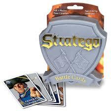 Stratego Battle Cards