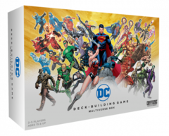 DC Deck Building Game - Multiverse Box