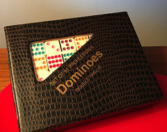 Dominoes Classic 91 Double Twelve Jumbo Numbers