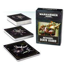 WH40K - Datacards - Death Guard