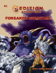 5th Edition Adventure A8 - Forsaken Mountain