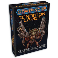Starfinder Cards: Condition Cards