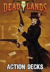 DeadLands Classic 20th Anniversary Action Decks