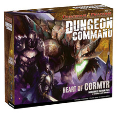 Dungeons & Dragons Dungeon Command Heart of Cormyr Faction Pack