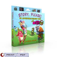 Story, Please! an Adventure-Building Deck