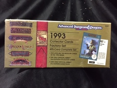 AD&D 1993 Collector Cards Factory Set Sealed