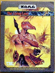 TORG Living Land Sourcebook of Primitive Reality