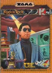 TORG Nippon Tech Sourcebook of Mega-Corporate Reality