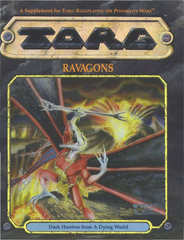 TORG Ravagons Supplement