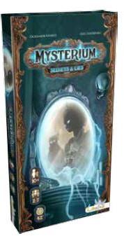 Mysterium: Secrets & Lies Expansion