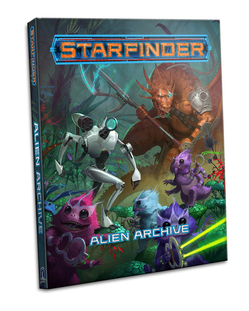 Starfinder - Alien Archive