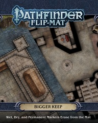 Pathfinder Flip-Mat: Bigger Keep