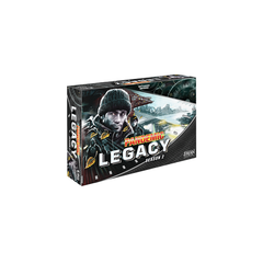 Pandemic Legacy - Season 2 - Black Box