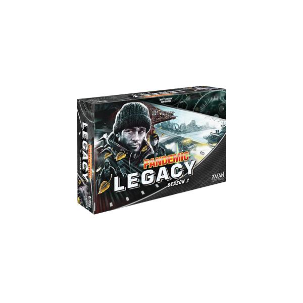 Pandemic Legacy - Season 2 - Black Box