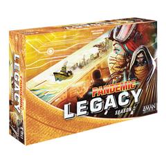 Pandemic Legacy - Season 2 - Yellow Box