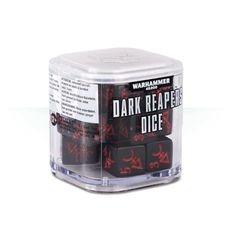 WH40K - Dark Reapers Dice
