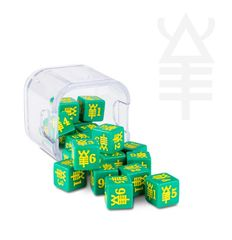 WH40K - Striking Scorpion Dice