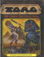 TORG Character Collection: Personas of Possibility Wars