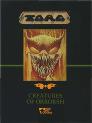 TORG Creatures of Orrorsh