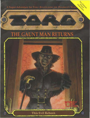 TORG Gaunt Man Returns Super-Adventure