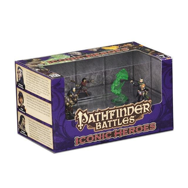 Pathfinder Battles - Iconic Heroes Set 7 - Miniatures » Pathfinder
