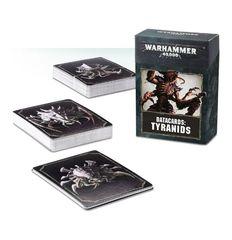 Datacards - Tyranids