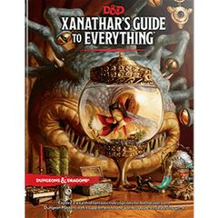 D&D 5E Xanathars Guide to Everything