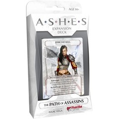 Ashes: Rise of the Phoenixborn - The Path of Assassins Expansion
