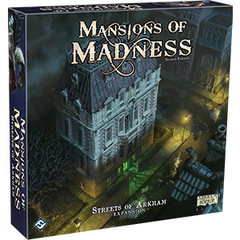 MAD25 - Mansions of Madness: Streets of Arkham