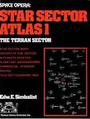 Space Opera: Star Sector Atlas 1