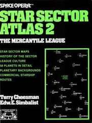 Space Opera: Star Sector Atlas 2