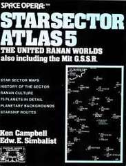 Space Opera: Star Sector Atlas 5