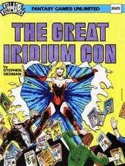 Villains and Vigilantes - The Great Iridium Con 2025