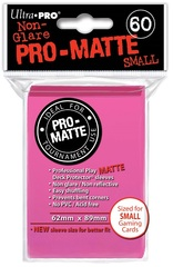 Ultra Pro Small Matte Bright Pink