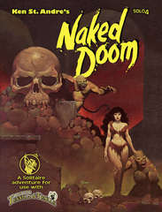 Tunnels & Trolls - Naked Doom