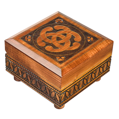 M-40 Celtic Knot - secret box