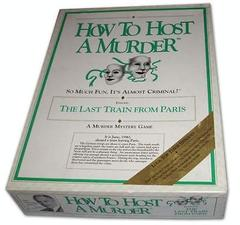 How to Host a Murder: Last Train to Paris