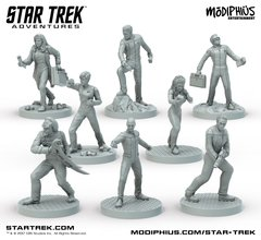 Star Trek Adventures Miniatures - The Next Generation