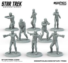Star Trek Adventures Miniatures - Romulan Strike Team