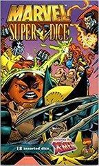 Marvel Super Dice X-Men Battle for New York CIty 2x