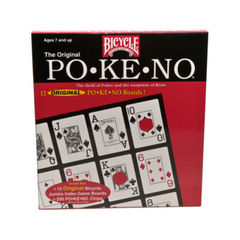 PO-KE-NO - Thrill of Poker, Suspense of Keno