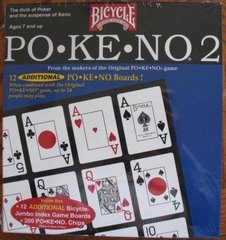 PO-KE-NO 2 - Thrill of Poker, Suspense of Keno