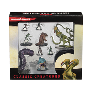 D&D Icons of the Realms - Classic Creatures